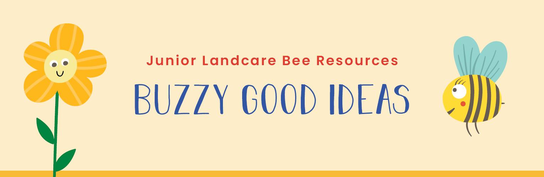 Junior Landcare Bee Resources