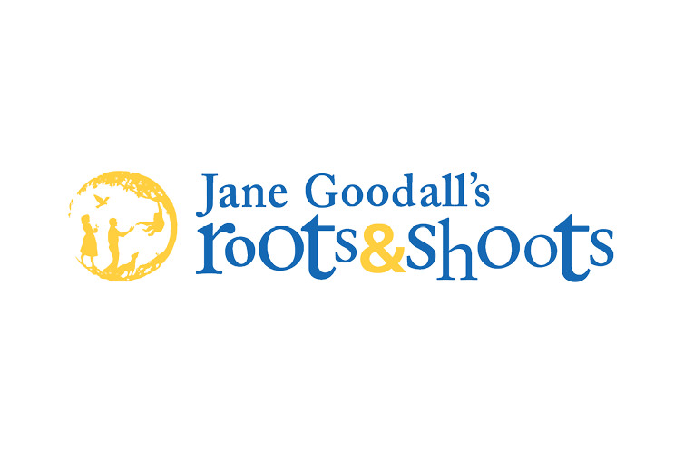 Jane Goodall's Roots and Shoots logo